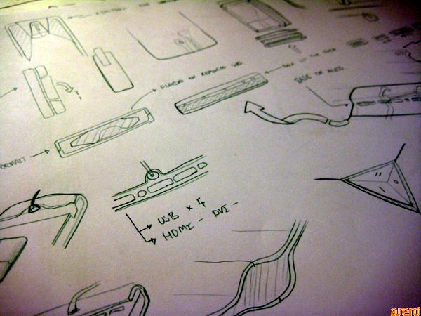 Product Design Sketching.
